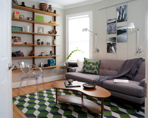 shelves in living room photos small living room design ideas remodels amp photos houzz 20003