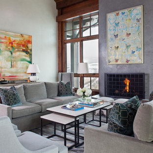 75 Beautiful Transitional Living Room Pictures & Ideas   Houzz