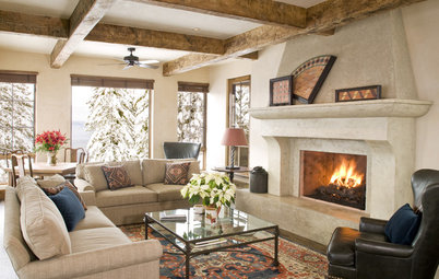 accessories 12 ways to work with rugs for warmth and beauty - Fireplace Rugs