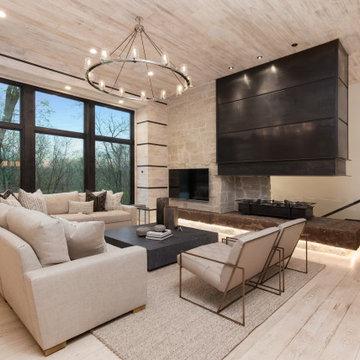 Mountain Modern Design 2018