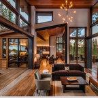 A Modern Gem Transitional Living Room New York By