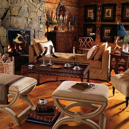 Hunting Theme Room Home Design Ideas Pictures Remodel