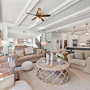 Mountain Retreat - Living Room