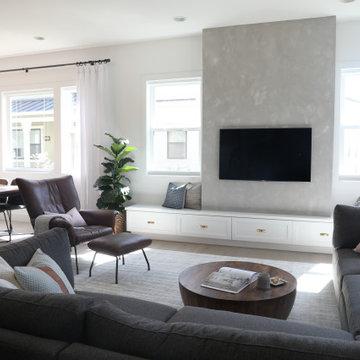 Mountain View Refreshing Home Decor
