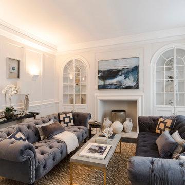 Mozart Terrace, Belgravia, London SW1
