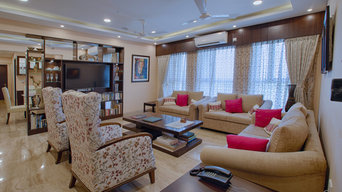 Mr A C Chakroborty's 4 BHK Flat