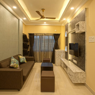 Mr Mukherjee's 995 Sq. Ft. 3BHK Flat