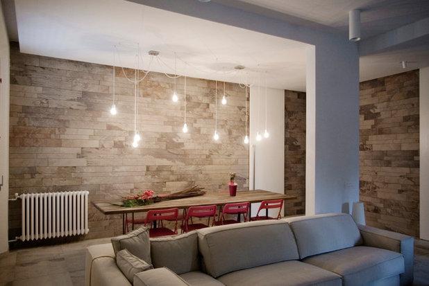 Come aumentare l'impatto emotivo di una casa arredando con la luce