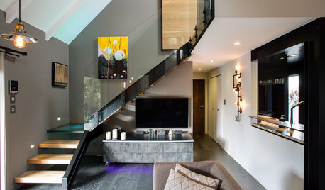 Houzz Tour: Steampunk Style in the Suburbs
