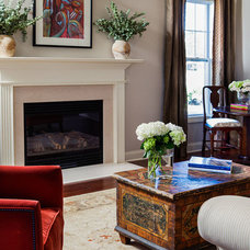 Traditional Living Room by Signature Companies
