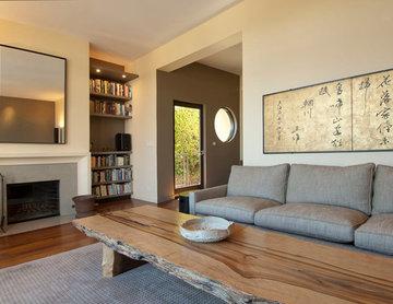 Multi-floor remodel:  kitchen, bath, living, dining