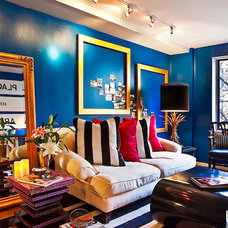 Eclectic Living Room by Homepolish