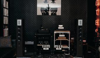 Music Room Lounge Design