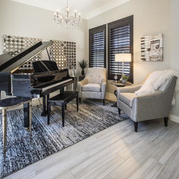 Music Room - Scottsdale, Arizona