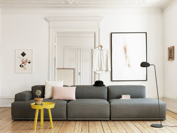Scandinavian Living Room by Muuto