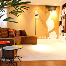 Contemporary Living Room My apartment - Living Room