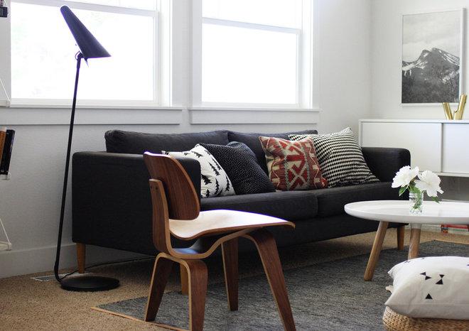 Modern Living Room My House