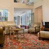 My Houzz: 2 New York Brownstones Become 1 Spacious Home