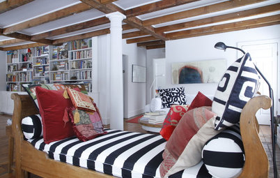 My Houzz: 38 Years of Renovations Help Artists Live Their Dream