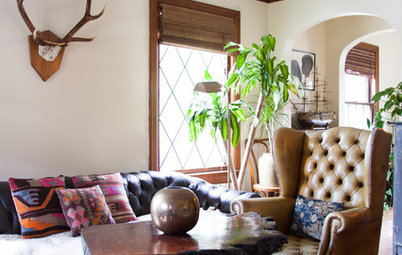My Houzz: Vintage Furnishings With Stories to Match