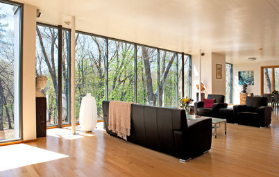 My Houzz: A 1950s Bungalow Grows Up and Greens Out