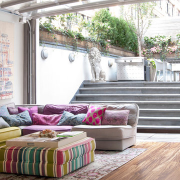 My Houzz: A Basketball Court, a Rooftop Kitchen and More