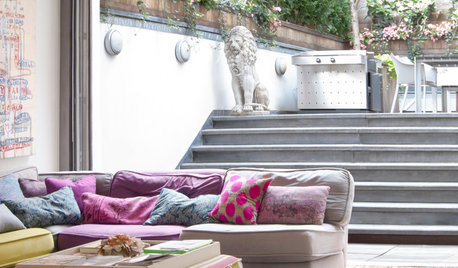 My Houzz: A Five Storey Home for a Family of Nine in New York City