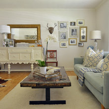 My Houzz: A Circle of Friends Turns a Dallas House Into a Home