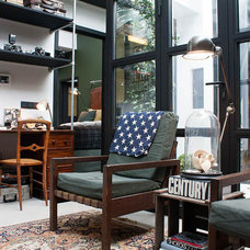 Eclectic Living Room by Louise de Miranda