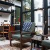 My Houzz: Domesticating a Rugged Amsterdam Garage
