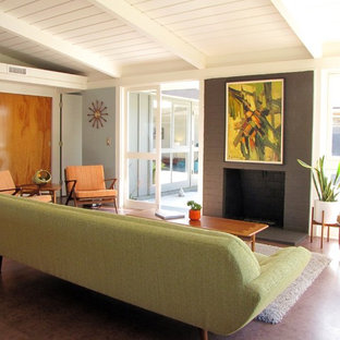 Midcentury Ranch Style House Houzz
