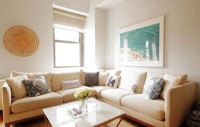My Houzz: A Modern NYC Loft With Traditional Touches