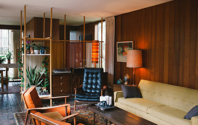 My Houzz: A Northwest Home Honors Its Midcentury Roots