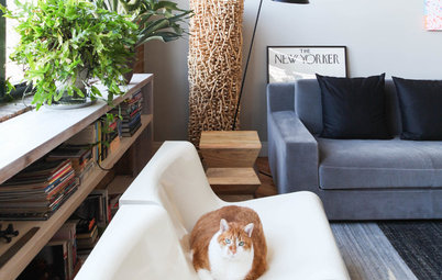 My Houzz: A Restaurateur's Lush and Luxe Chicago Loft