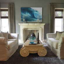 My Houzz: A Soothing Fresh Start in Dallas
