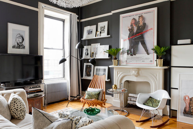 houzzbesuch was eine wohnung in brooklyn mit panama zu tun hat. Black Bedroom Furniture Sets. Home Design Ideas