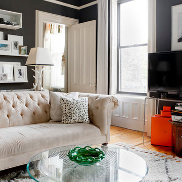 My Houzz: A Stylish Brooklyn Apartment Filled With Memories