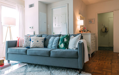 My Houzz: A Sunlit 525-Square-Foot Studio in Downtown D.C.