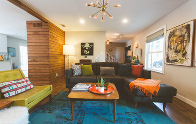 My Houzz: Colorful Makeover for a Texas Ranch House