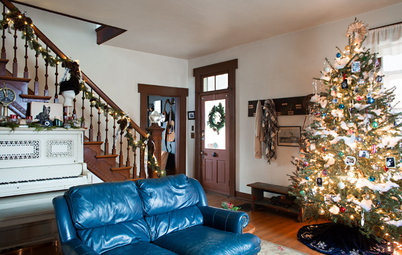 My Houzz: A Vintage-Inspired Christmas in Cincinnati