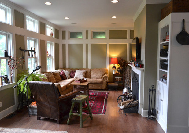 My Houzz An Architect S 1901 Home In Pennsylvania