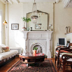 My Houzz Antiques And Curio Items Add Interest To A