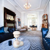My Houzz: Art and Antiques Complement a Brooklyn Brownstone