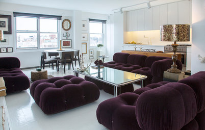 My Houzz: Artful Treasures and Duct-Tape Hacks in New York