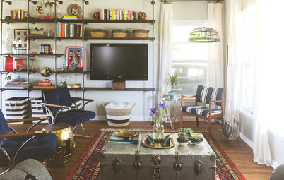 My Houzz: DIY Labor of Love in Austin