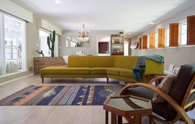 My Houzz: Vintage Surf-Inspired Style in California