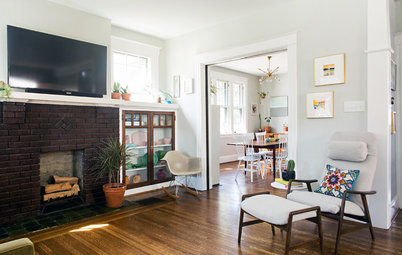 My Houzz: Bright 1924 Craftsman Beauty in Cincinnati