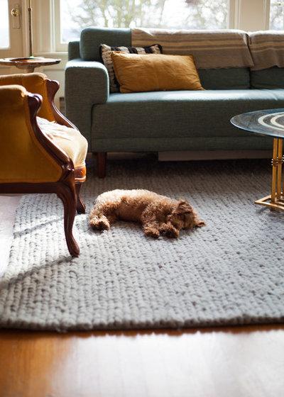 Eklektisch Wohnbereich by Ellie Lillstrom Photography