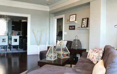 My Houzz: High Style and Discount Finds Mix in a San Francisco Rental