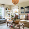 My Houzz: California Rental Full of Color and Charm